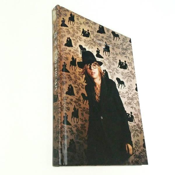 フォトブック 黒夢 清春 天使の詩 2012年 ツアー『UNDER THE SKIN』 KUROYUME KIYOHARU SADS サッズ