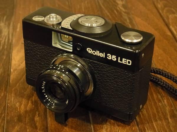 【中古/高級コンパクト】ローライ ローライ35LED/Rollei Rollei35 LED