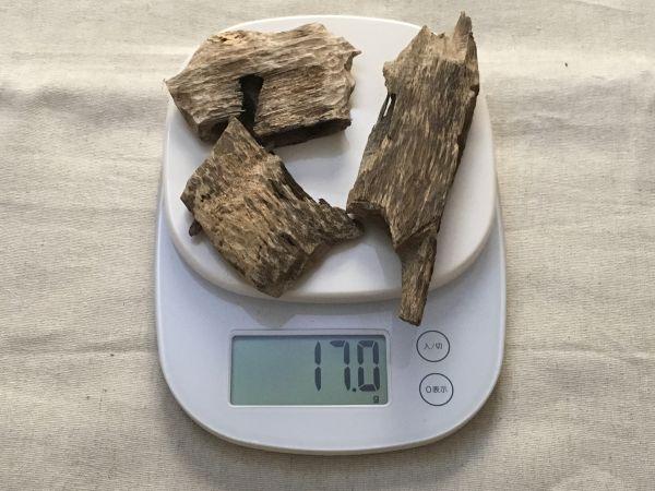 ベトナム産 沈香 香木 お香 伽羅 聞香 BE120