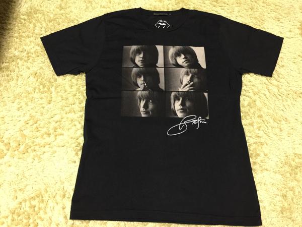 古着 Tシャツ ヒステリックグラマー ブライアンジョーンズ ローリングストーンズ Hysteric xxx Brian Jones Rolling Stones ライブグッズの画像