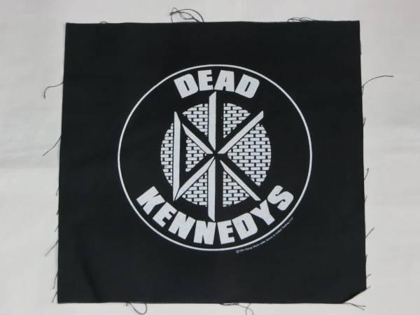 DEAD KENNEDYS オフィシャルバックパッチ 新品 送料無料!