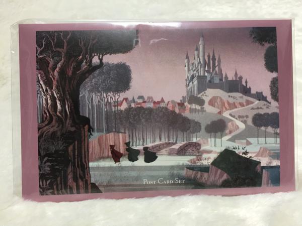 D23ej プリンセス ポストカード10枚セット ディズニー アリエル シンデレラ ジャスミン 白雪姫 ベル ディズニーグッズの画像