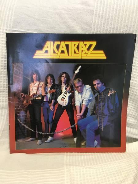 Alcatrazz (アルカトラス) ライブパンフレット