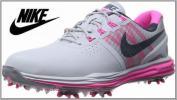 新品 NIKE ウィメンズ ルナ コントロール レディースゴルフシューズ 靴 24.5cm ナイキ 704677-001 ピンク