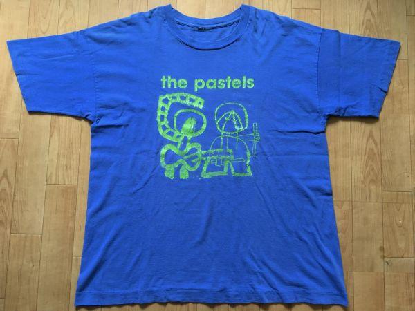 90s Pastels パステルズ オリジナル ビンテージ Tシャツ Jad Fair
