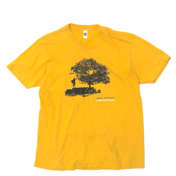 『 ジャック・ジョンソン 』使用感よごれあり・Jack Johnson Tシャツ