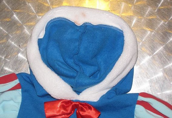 新品「白雪姫」なりきりロンパース(身長 80 cm 体重 11 kg)☆ウォルト・ディズニー・ジャパン/タキヒヨー Y5709_画像3