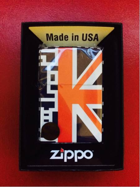 新品未使用品 布袋寅泰ZIPPO ジッポー ギタリズム柄 BOOWY ライブグッズの画像