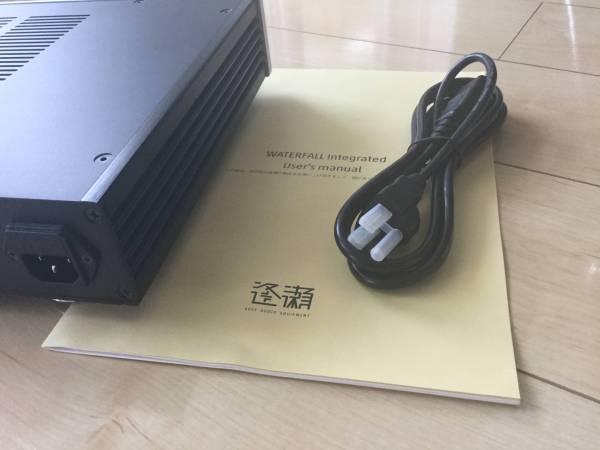 逢瀬 Waterfall Integrated180 DAC付きプリメインアンプ Hypex UCD180搭載 極美品_画像3