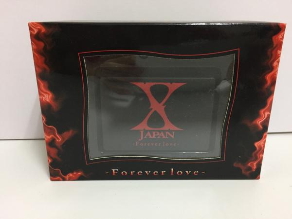 完売品 激レア X JAPAN オルゴール Forever Love hide 2010 ライブ 横浜アリーナ