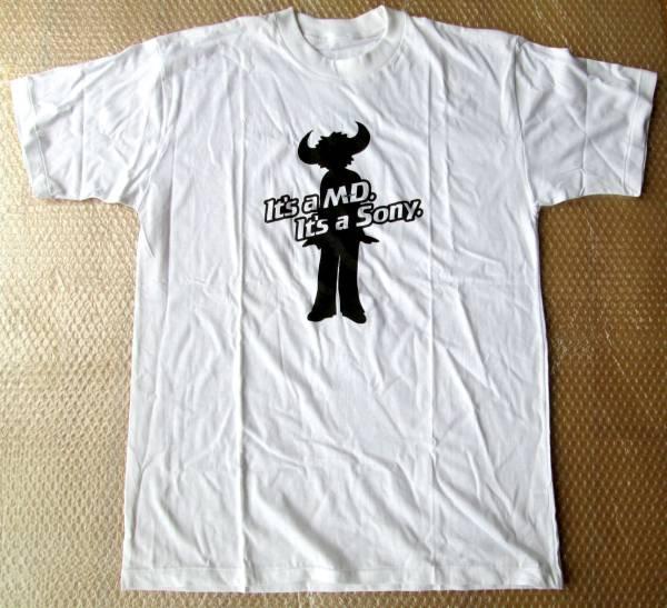 送料無料 【未使用】 【SONY MD 宣伝用 Tシャツ】 JAMIROQUAI ★ サイズL程度