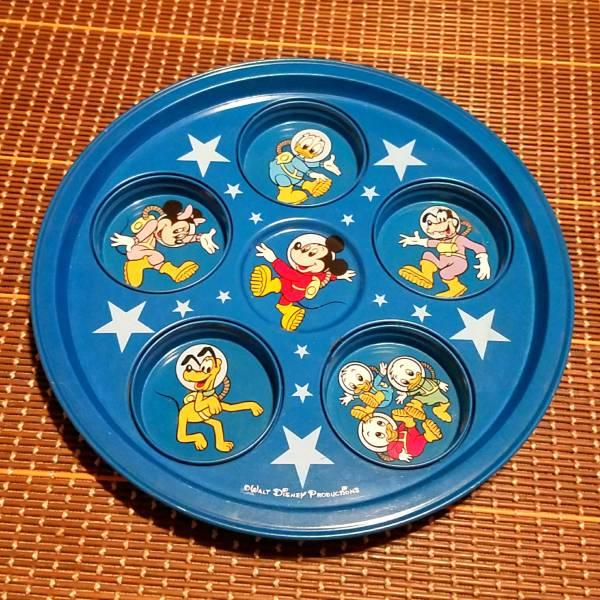 Disney ディズニー アンティーク レトロ 缶 小物入れ ミッキー ミニー ドナルド グーフィー プルート  ディズニーグッズの画像