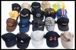 ★☆ adidas/MIZUNO・アンダーアーマー・FILA他ブランド色々有り!! ★☆   ★☆  メンズ帽子キャップ20個セット ☆★■CNS017