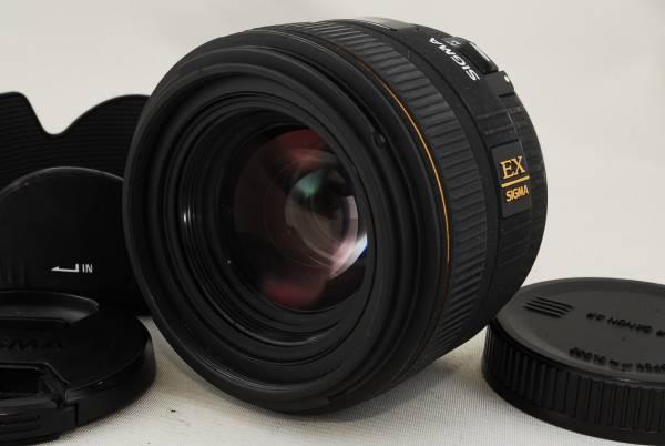 ★SIGMA シグマ 30mm F1.4 EX DC HSM Canon キャノン♯Y357