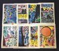 ◆棟方志功 木版画 【節妙譜】 板画柵 安川電機 1962年 8枚◆