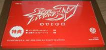 X-box360 ストリートファイター対応スティック 特典のみ インストラクションカード・技表ディスプレイシール ジョイスティック HORI