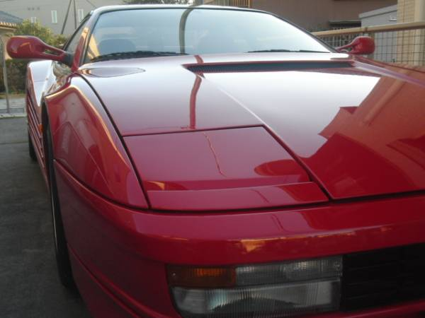 Ferrariテスタロッサ 後期型 低走行 ロッソコルサ