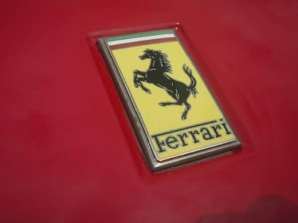 Ferrariテスタロッサ 後期型 低走行 ロッソコルサ_画像9