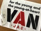 其它 - 完売 限定 1948/1979 VAN JAC BOAT HOUSE コラボ ロゴ入りスポーツタオル / Kent SCENE IVY アイビー トラッド キャプテンサンタ 石津謙介