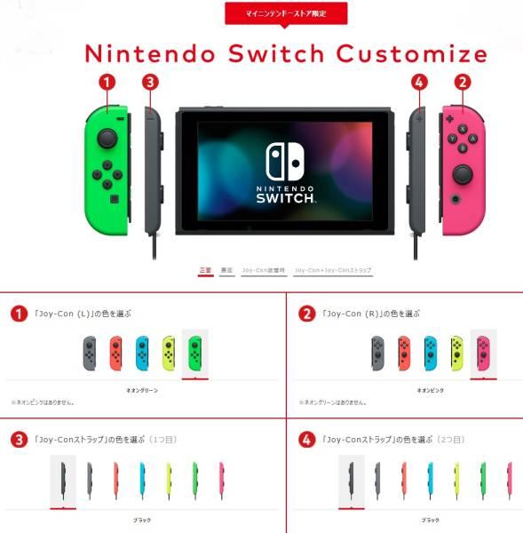 マイニンテンド-ストア【限定購入】【特典付】新品 Nintendo Switch本体+スプラトゥーン2+B2ポスターカレンダーセット