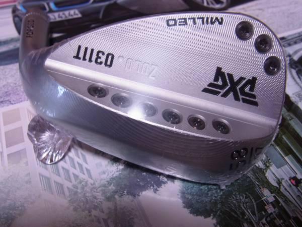 日本未発売★2017 新モデル★ZULU.0311Tシリーズ★ メーカー:PXG【Parsons Xtreme Golf】 ・ロフト:58° ・バンス:07° ・重量:306g
