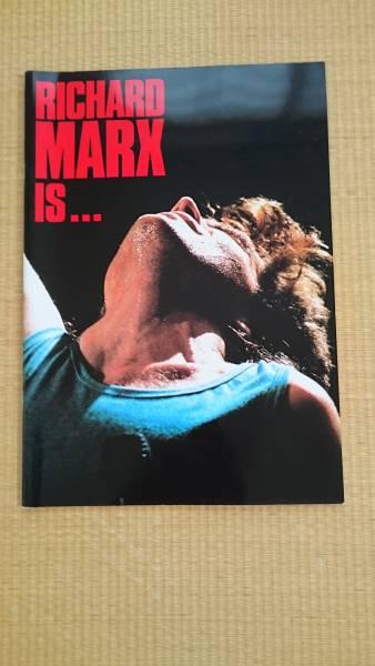 RICHARD MARX ライブ パンフレット