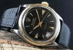 OH済み【ROLEX ロレックス☆オイスター☆セミバブルバック】アンティーク 自動巻き メンズ腕時計