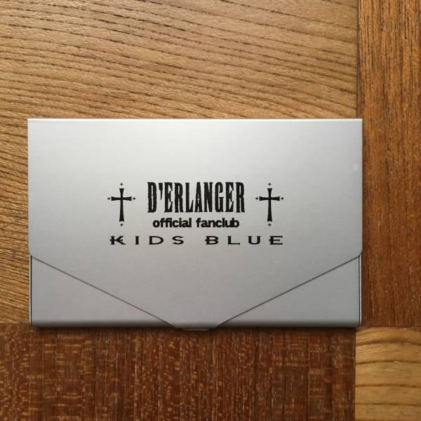 D'ERLANGER デランジェ 名刺入れ