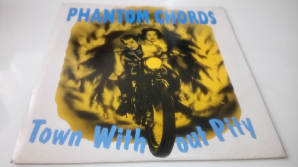 激レア 美品 限定2000枚 シングル PHANTOM CHORDS - TOWN WITH OUR PITY 通販のみ入手困難 CAMDEN TOWN RECORDS G ARE 003 THE DAMNED
