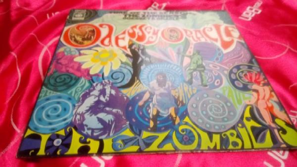 激レア 日本盤 美品 ゾンビーズ ふたりのシーズン TIME OF THE SEASON THE ZOMBIES ODESSEY & ORACLE 1969年 CBS/Sony SONP50089