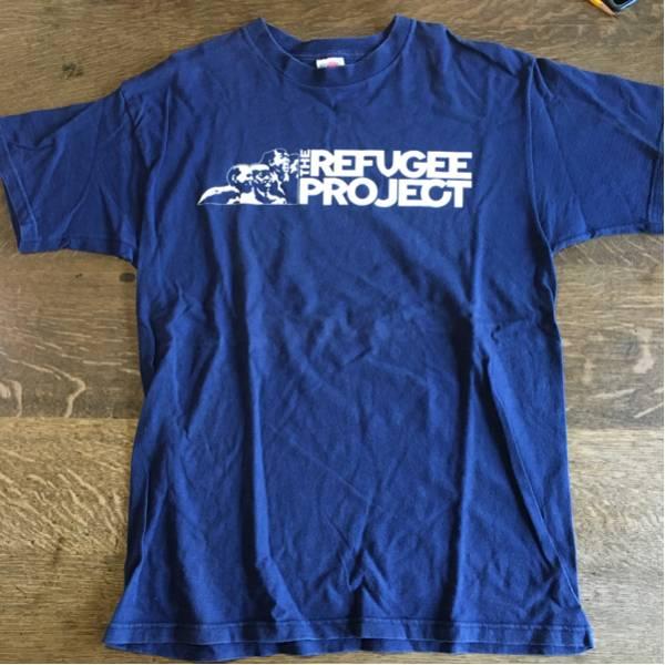 激レア THE REFUGEE PROJECT Tシャツ lauryn hill Lサイズ ローリンヒル バンド HIPHOP R&B ヴィンテージ