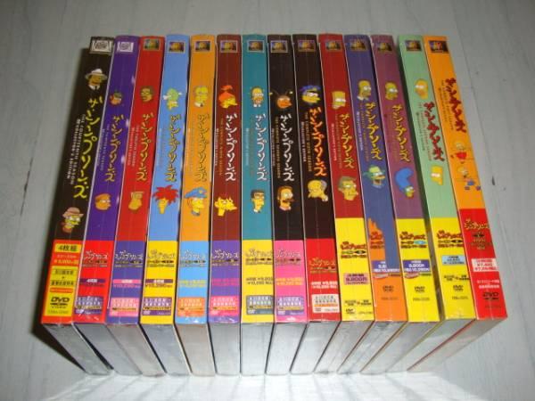 ザ シンプソンズ シーズン1~14コレクターズ DVD グッズの画像
