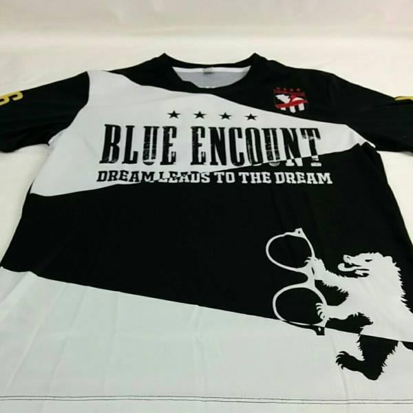 THE ORAL CIGARETTES blue encount Tシャツ  XLサイズ 2145