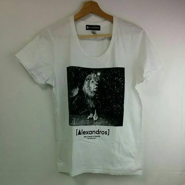 Alexandros ファンクラブ限定 ライブTシャツ  アレキサンドロス Mサイズ 2229