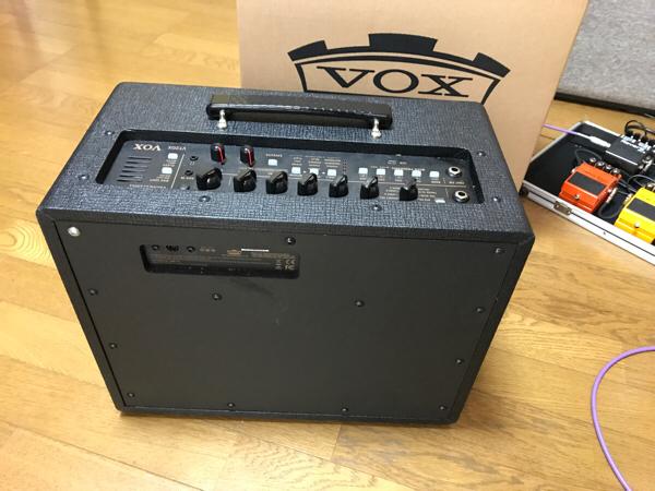 VOX VT20X モデリングアンプ【美品】