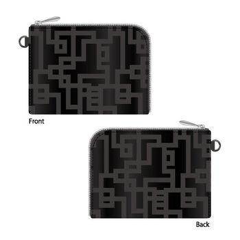 布袋寅泰 L字型 レザーウォレット 新品・未使用 ライブグッズの画像