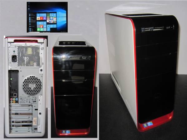 サクサク Core i7-970/12G/新SSD120G+500G/R5770/ブルーレイ/W10/office2013