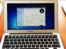 極美品 Apple MacBook Air A1370 Core i7/11.6インチ/Windows7Ultimate 64bit/4GB/SSD 256GB/Mid 2011/USキーボード★