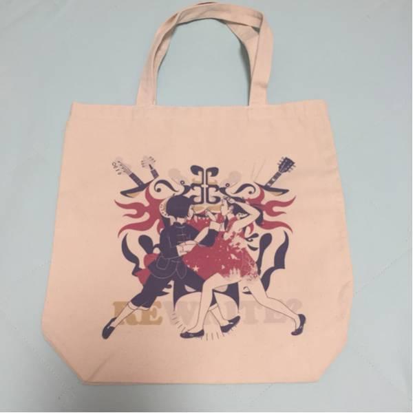 【新品】中村佑介 アジカン リライト トートバッグ ライブグッズの画像