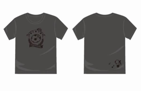 新品未開封★MIFA ミファ★3周年 Footival限定 Tシャツ ブラック Mr.Children ミスチル ウカスカジー mifara ミファラ 好きな方に
