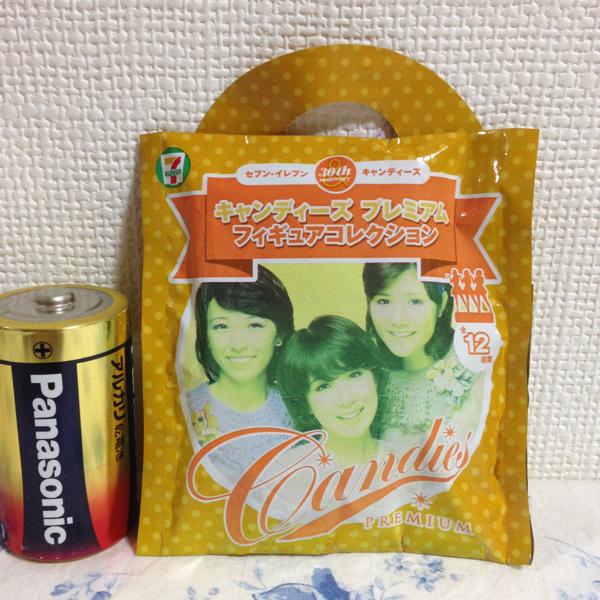 キャンディーズ フィギュア コレクション(セブンイレブン)
