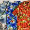 USA古着卸 レーヨン 100% アロハシャツ 半袖 (L) 5枚セット まとめ売り 1円スタート ビンテージ