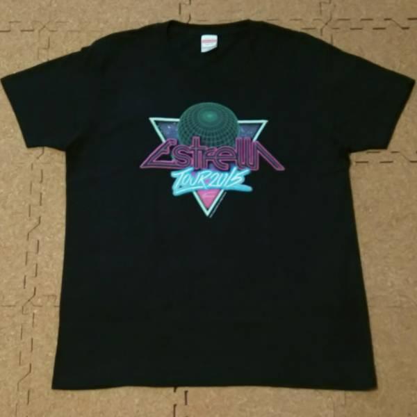 especia ESTRELLA ツアー2015 Tシャツ XLサイズ エスペシア black