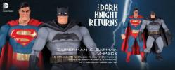 6インチボックスセットスーパーマン&バットマン(2パック/バットマン:ダークナイト・リターンズ 30周年アニバーサリー版)