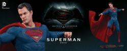 『バットマン vs スーパーマン ジャスティスの誕生』【DC スタチュー】スーパーマン