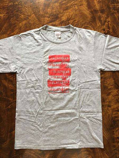 バンドTシャツ THE SLACKERS スラッカーズ
