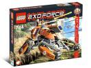 レゴ LEGO ☆ エクソフォース Exo-Force ☆ 7706 モバイル・ディフェンス・タンク Mobile Defense Tank ☆ 新品 ☆ 2006年製品(現絶版)