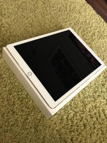 【超美品】iPad Pro 12.9インチ 128GB Wi-Fi シャンパンゴールド