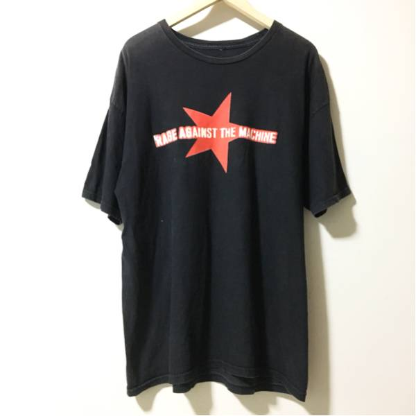 RAGE AGAINST THE MACHINE Tシャツ WU TANG CLAN PUBLIC ENEMY レイジ / NIRVANA ニルヴァーナ FEAR OF GOD FOG yeezy vetements 菅田将暉 グッズの画像