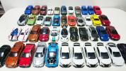 大量! ほぼ新品 トミカ まとめて 44台 セット トミカプレミアム RX-7 シビック タイプR GT-R NSX BMW ランエボ ロードスター 初回